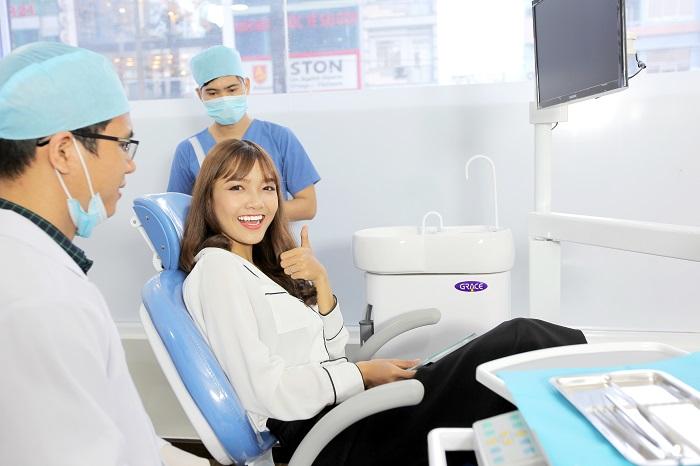 Tẩy trắng răng hiệu quả, an toàn, bền lâu tại Nha Khoa KIM 2